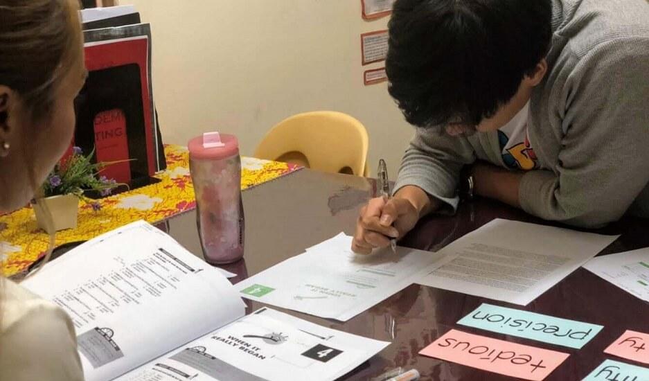 CPILSの語学学校